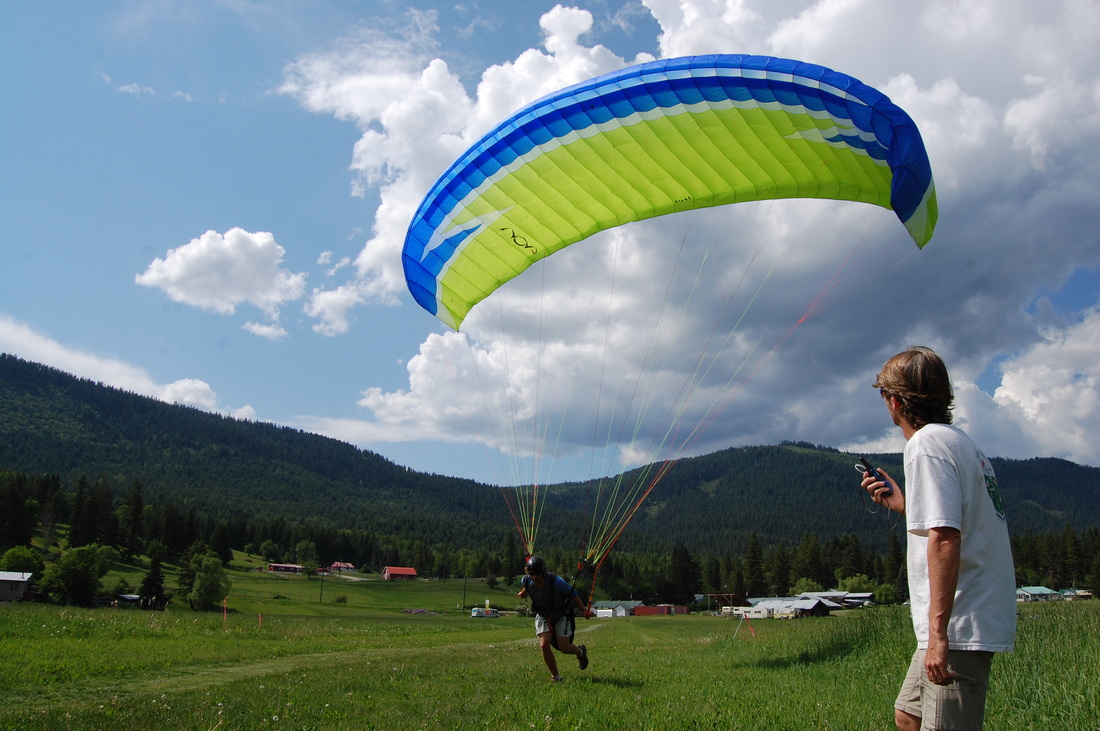 Learn to Paraglide - Air Adventure Flight School
