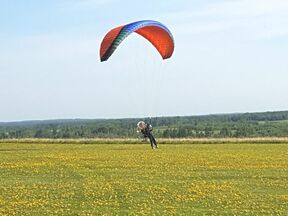 Picture Paramotor
